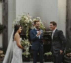 Marriage Ceremony at Aatahua wedding venue in Tauranga, New Zealand
