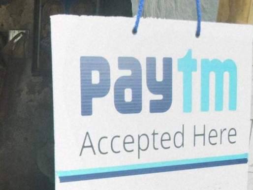Paytm Conquers the Indian Market with $1.2B Monthly Transactions in February