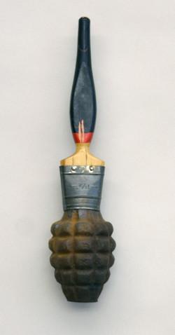 grenade brush