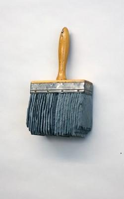 small slate brush