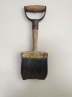 shovel brush
