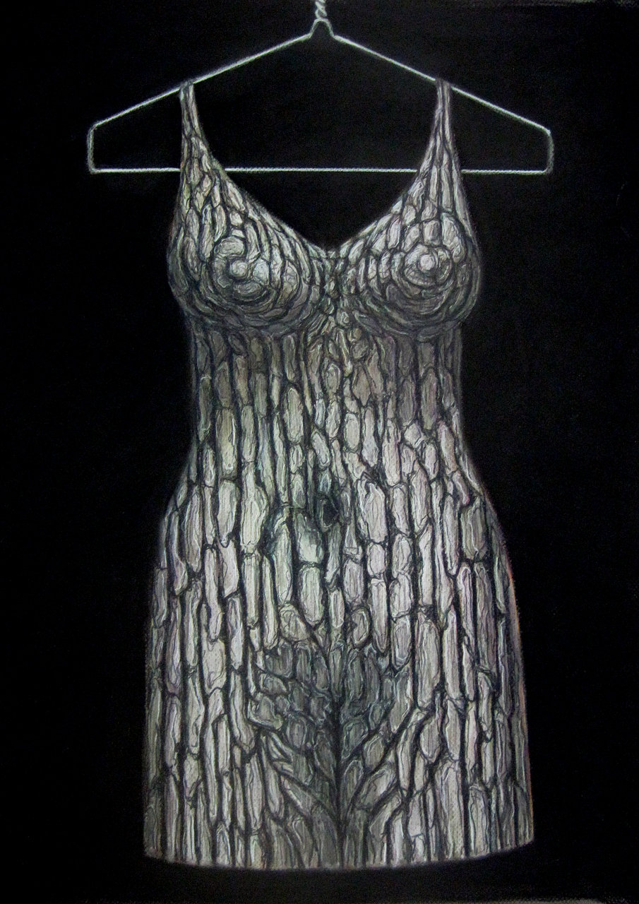bark dress