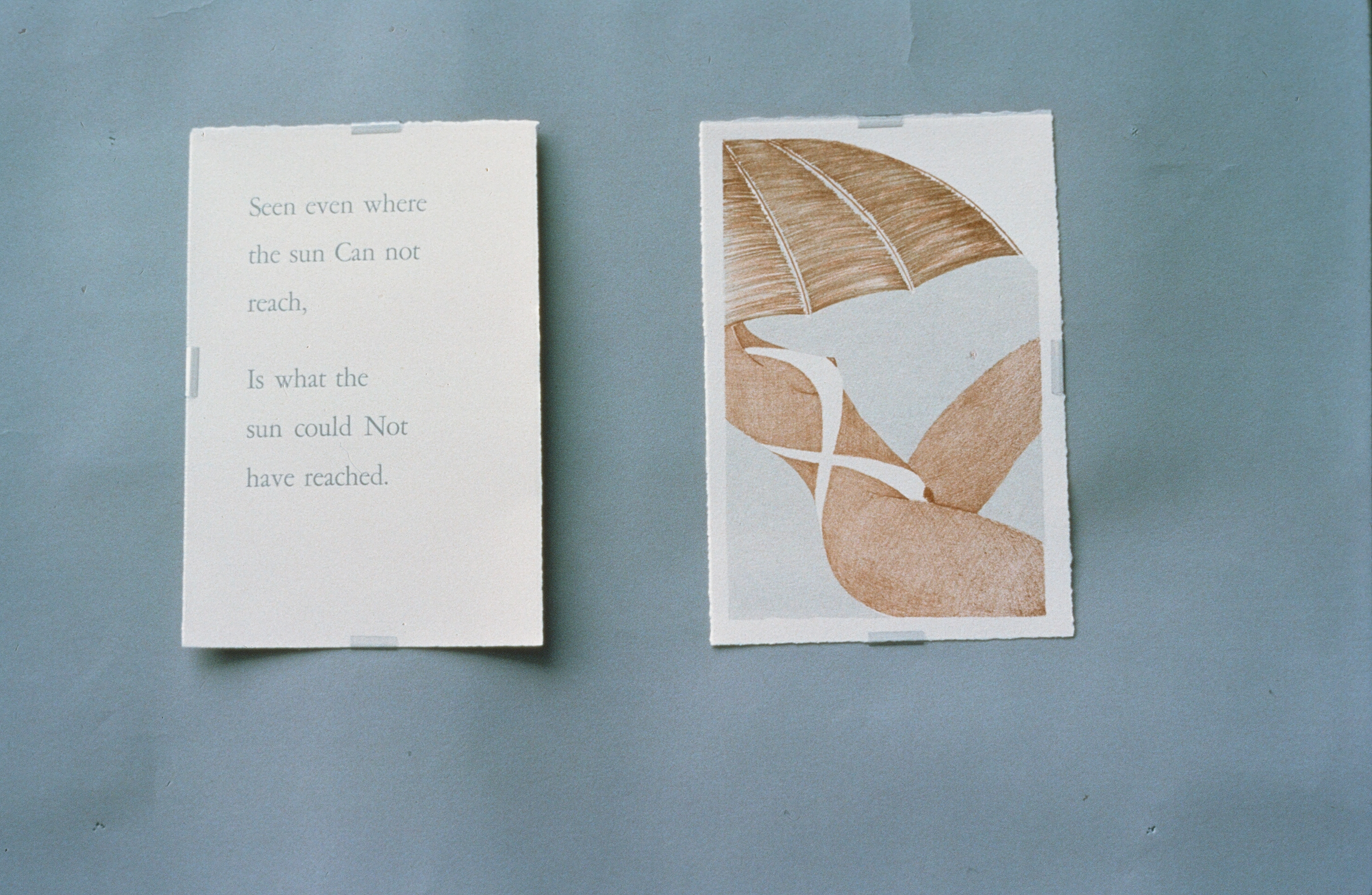 litho/letterpress/book pages