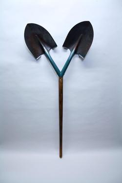 double shovel