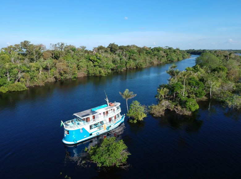 Crucero por Amazonas