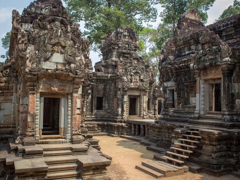 Angkor Templo