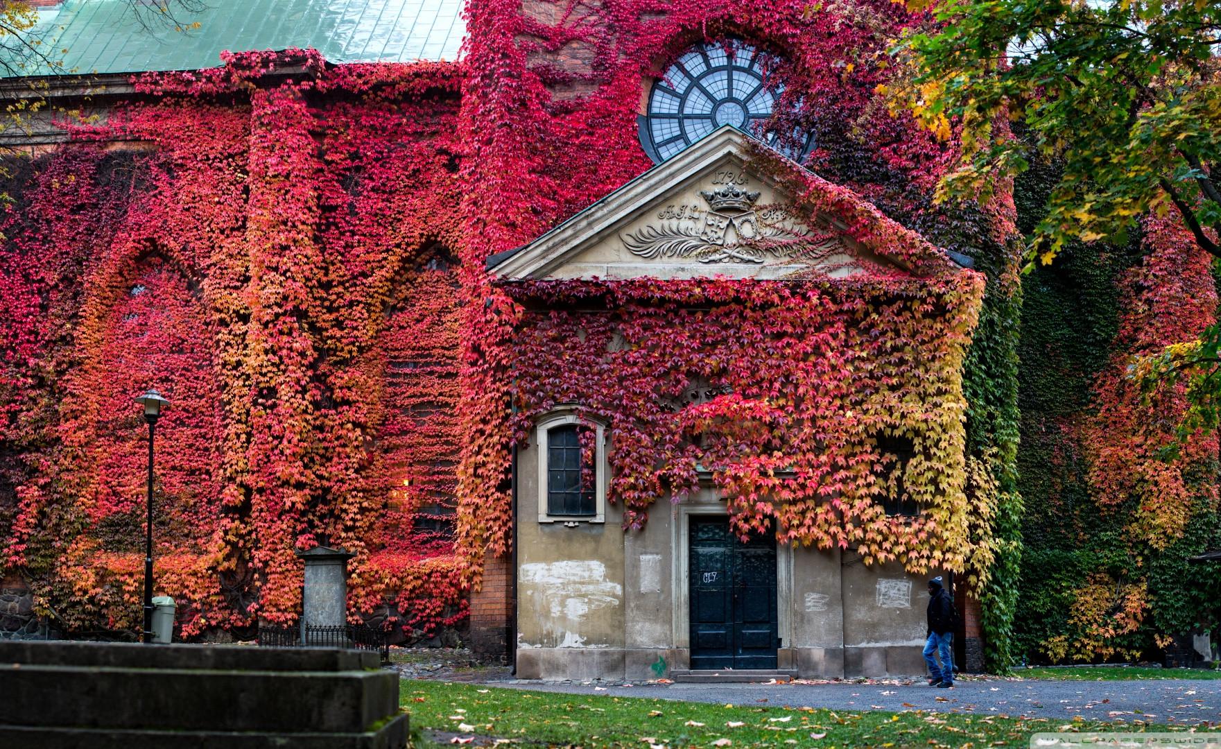 Stockholm Klara Church
