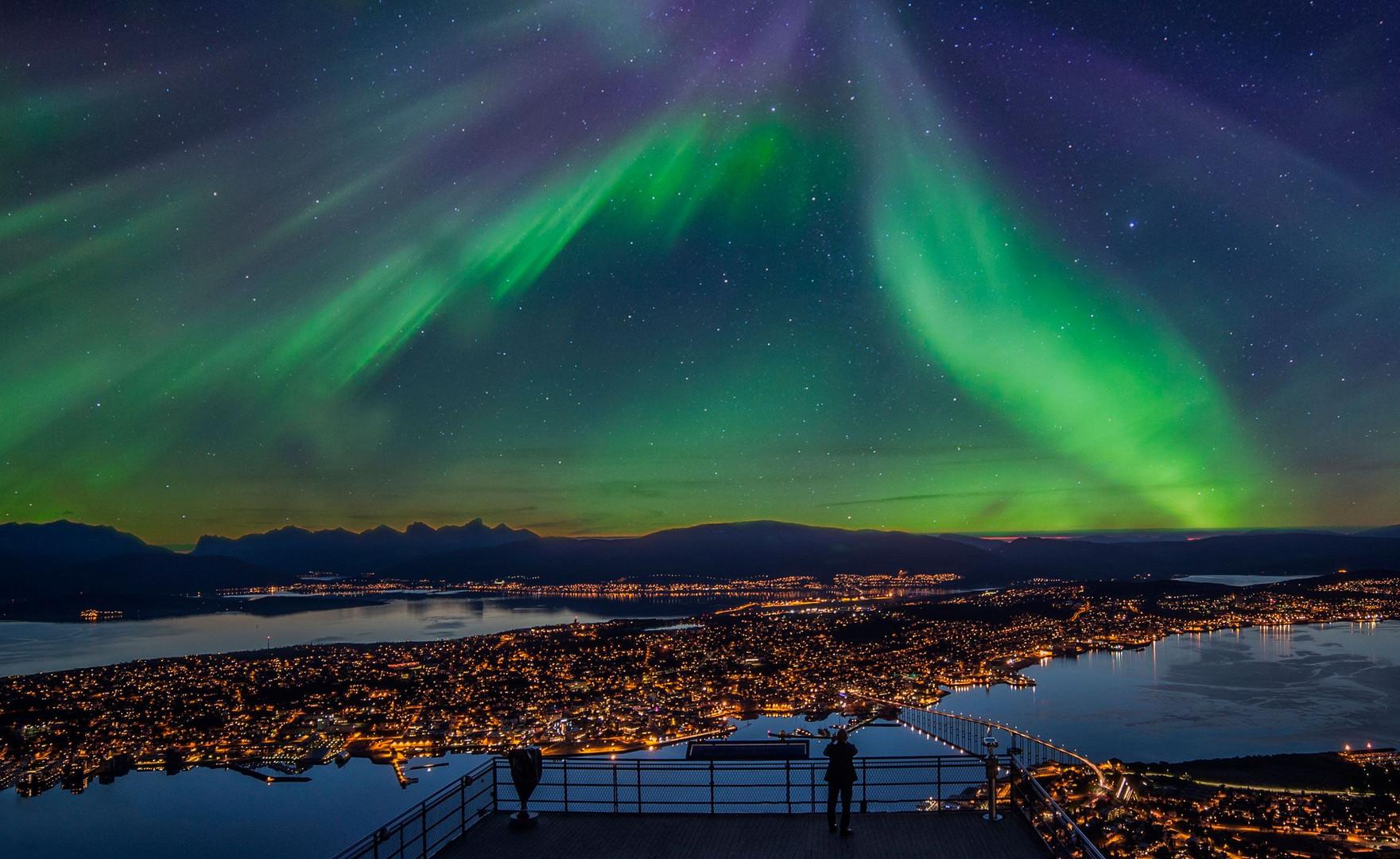 Boreales en Tromso