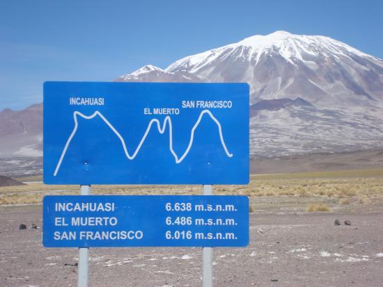 Ruta de los Seismiles