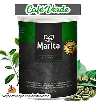 Cafe Marita Verde