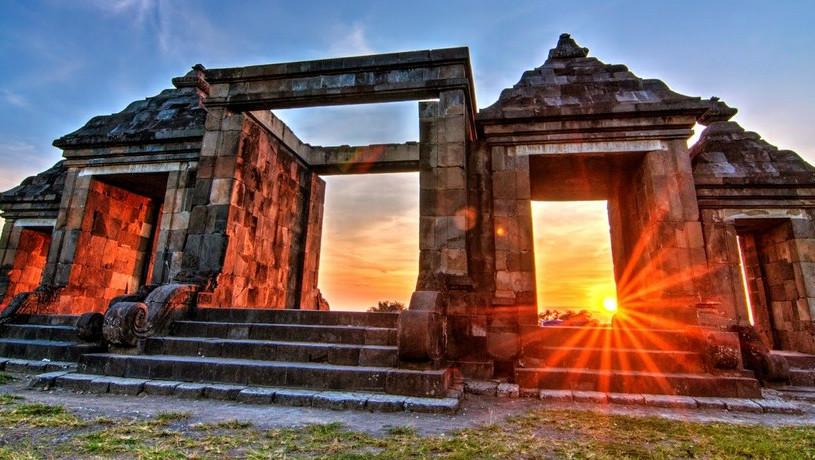 Ratuboko Templo