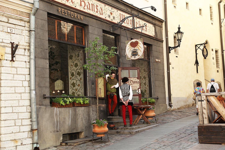 Tallinn Locales