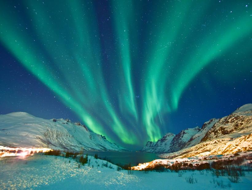 Tromso Auroras