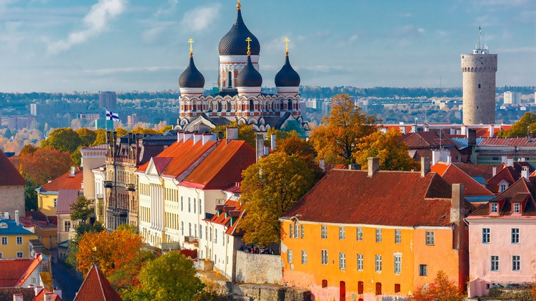 Tallinn Ciudad