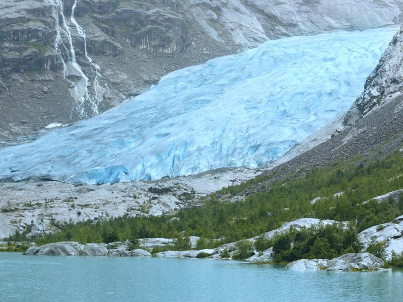 Nigardsbreen Glaciar