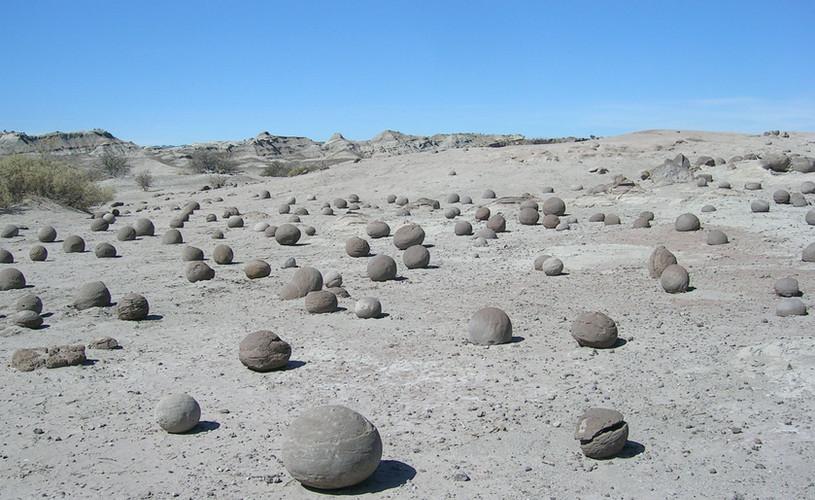 Valle de la Luna Cancha de bochas