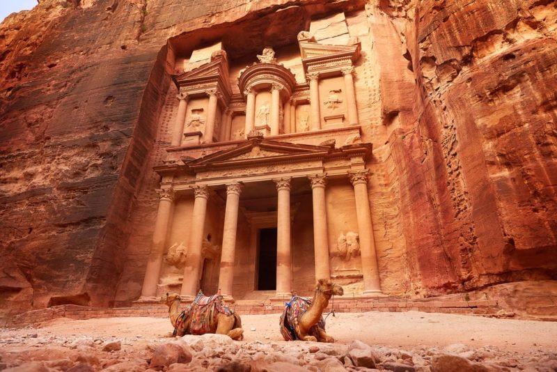 Sitio Historico Petra