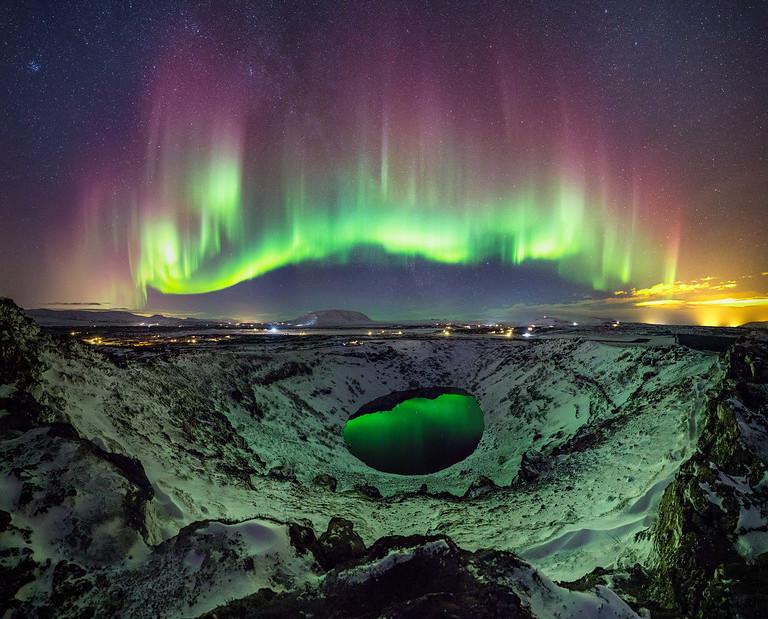 Auroras Boreales Noruega