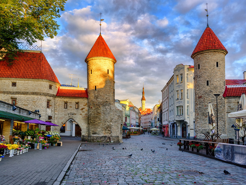 Tallinn Castillo