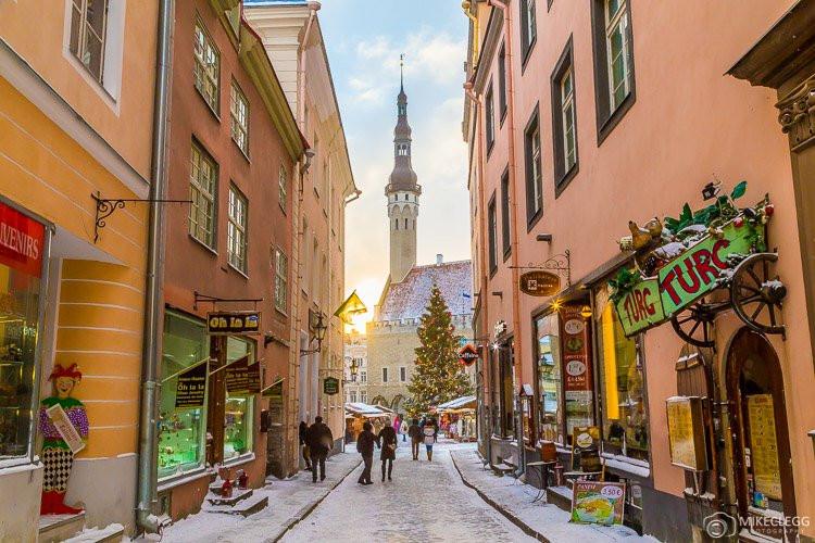 Tallinn Calles