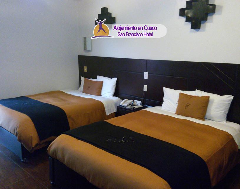 San Francisco Plaza Hotel Cusco