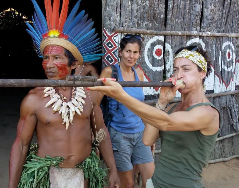 Tribu Amazonas