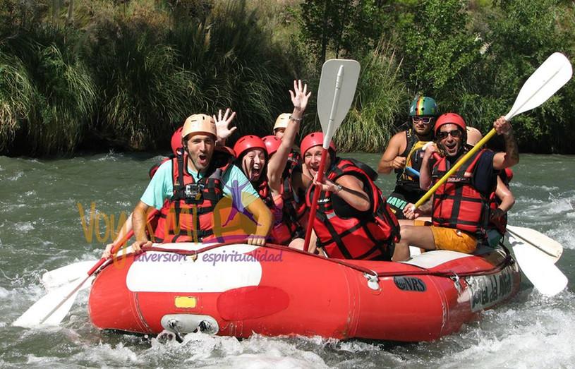 Rafting Atuel