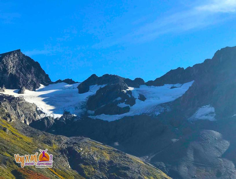 Ushuaia Glaciar Martial