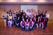 2018 RVASBC Collegiate Dance Competition