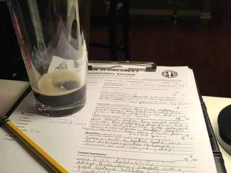 Der Weg zum Beerjudge oder warum manchmal Lernen Spass macht.