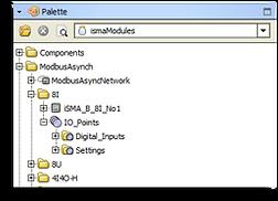 Intégraion Gateway IP Modbus & Mbus