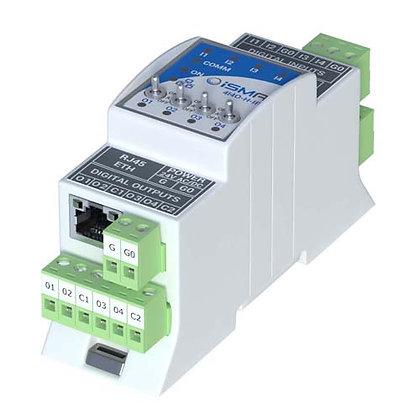 iSMA-4I4O-H-IP (4DI4DO)