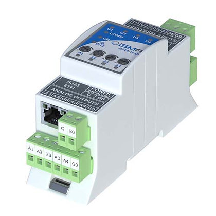 iSMA-4U4A-H-IP (4UI4AO-IP)