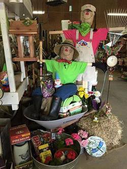 scarecrows for your garden