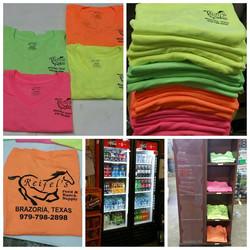 NEW!! Reifel's shirts