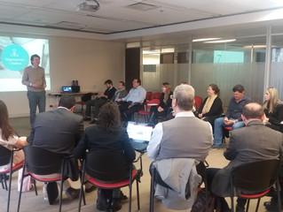 Oficina de negociação criativa encerra missão da RMC à Colômbia
