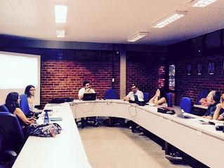 Universidade Federal da Paraíbasedia seminário sobre Rede de Monitoramento Cidadão