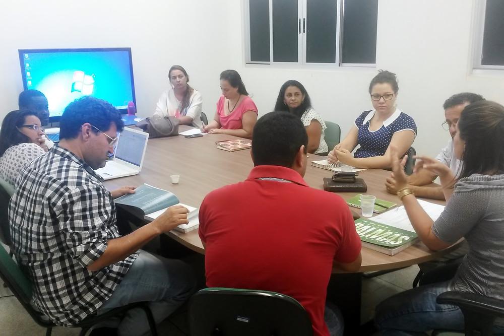 GT de Indicadores da RMC Palmas