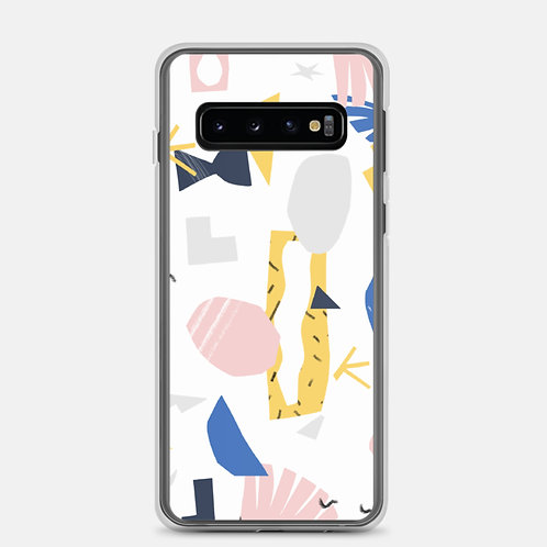 Colorful Shapes Samsung Case