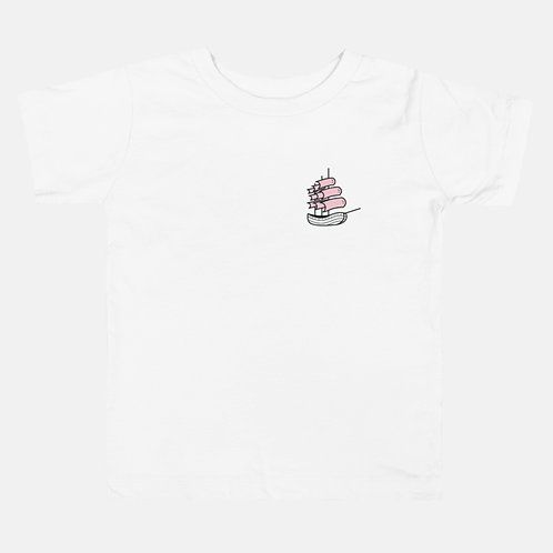 Sail Away Kids Tee