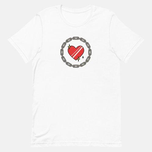 Heart in Chain Tee