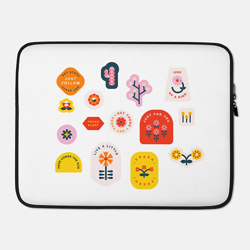 Cool Quotes Laptop Sleeve
