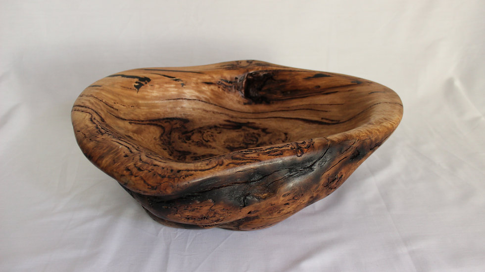 Australian Eucalyptus Burl Bowl