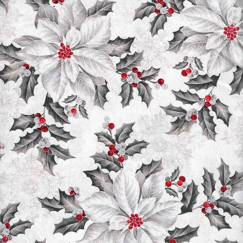 Pretty Poinsettias Christmas