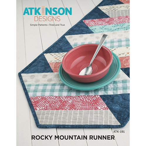 Rocky Mountain Runner
