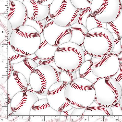 Packed Baseballs