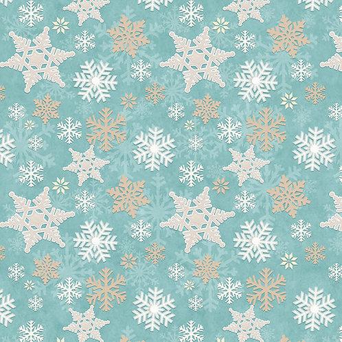 I Love Sn'Gnomies Snowflakes
