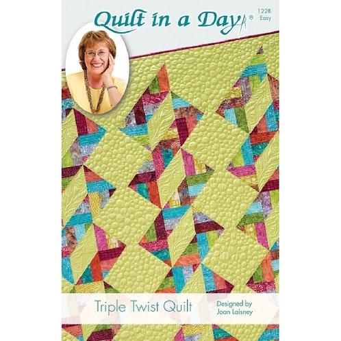 Triple Twist Quilt