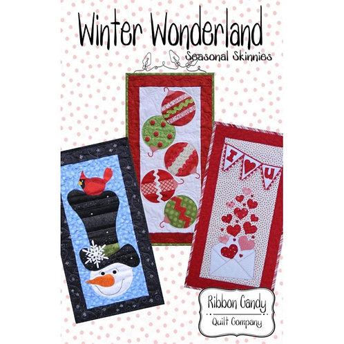 Winter Wonderland Seasonal Skinnies