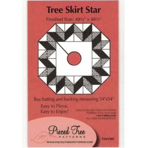 Tree Skirt Star